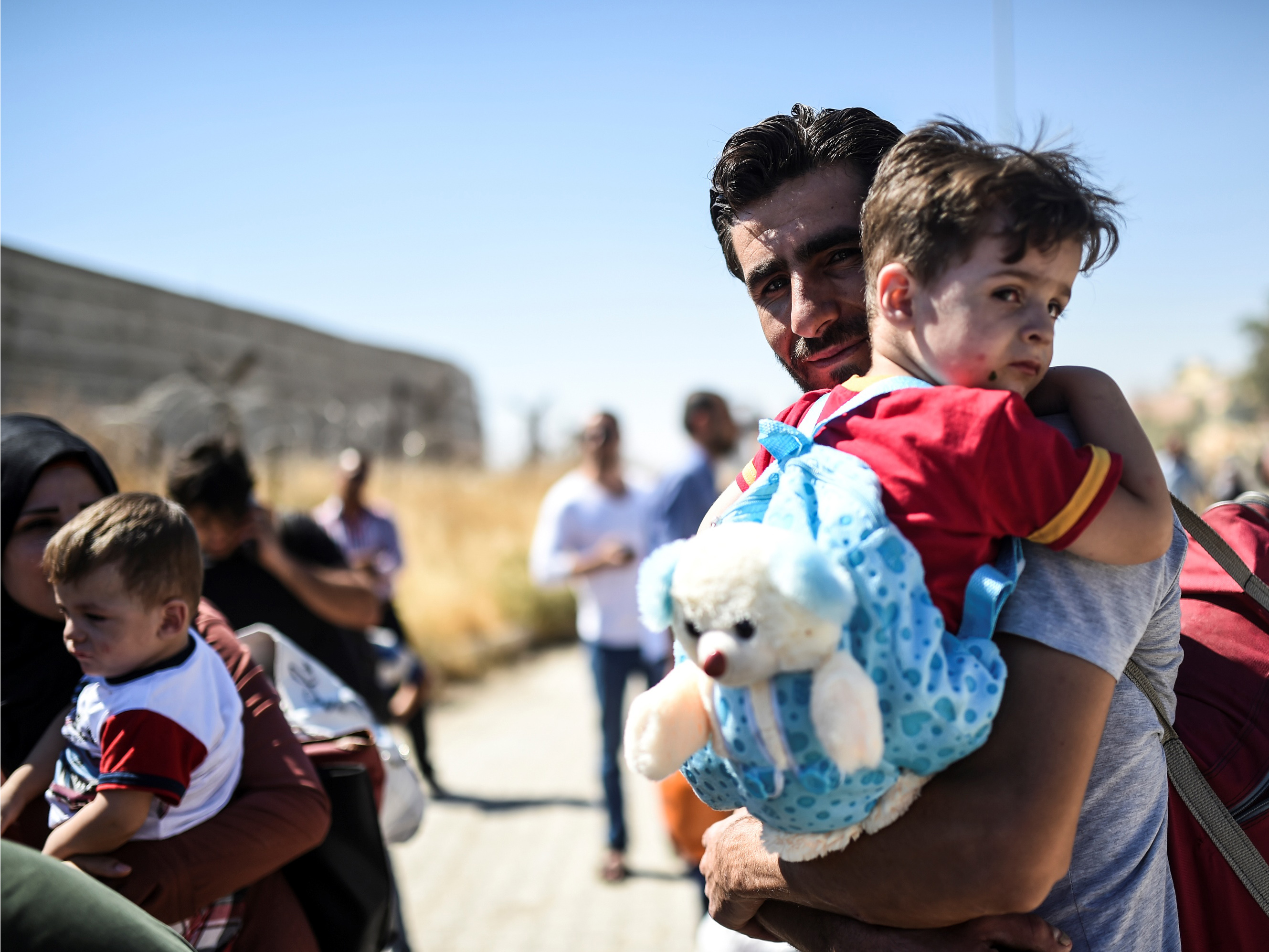 Image result for syrian refugee crisis