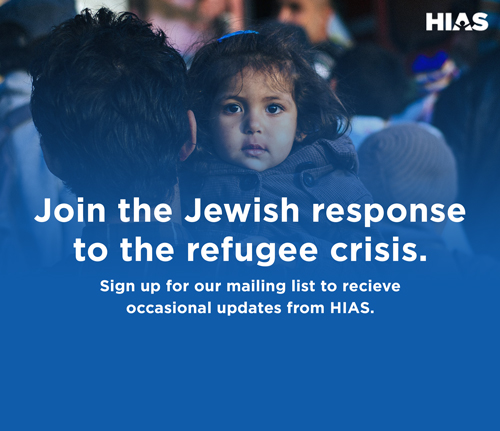 Join the Jewish response to the refugee crisis.