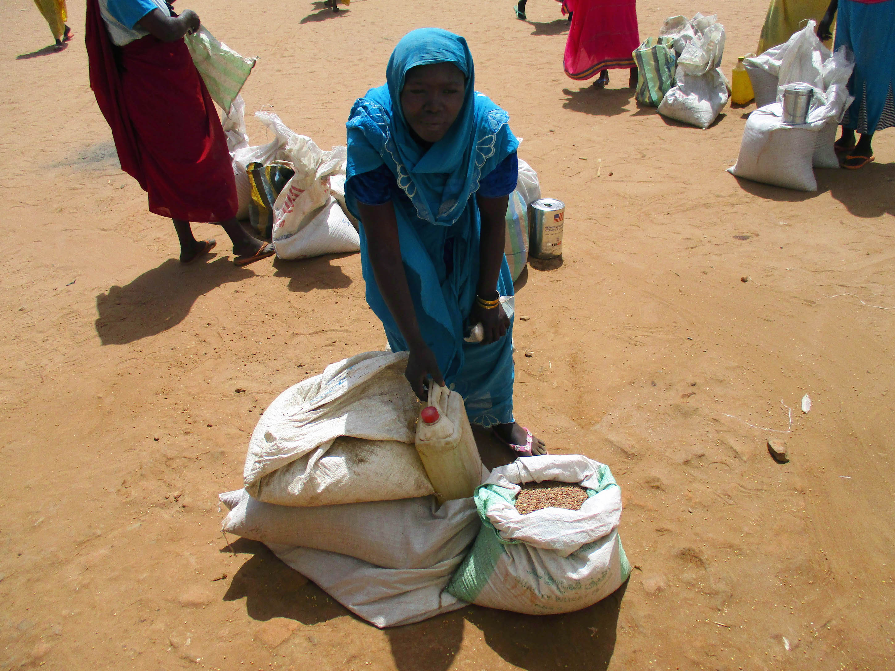 "refugees in chad ""the idea is that it is better for refugees to settle in host communities rather than putting them in a camp where opportunities, including mixing with the locals, can be limited,"" said ibrahima diane, a public information officer with the un refugee agency (unhcr) in chadthis new approach by international."