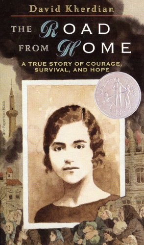 The Road from Home: A True Story of Courage, Survival, and Hope  By David Khordian