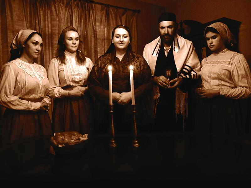 In The Bay Area Fiddler On The Roof Raises Money For