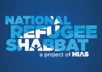 National Refugee Shabbat