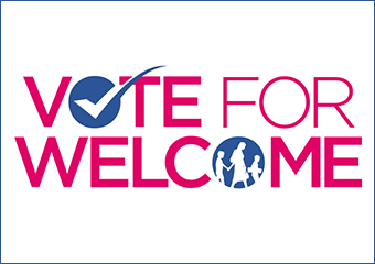 Vote for Welcome