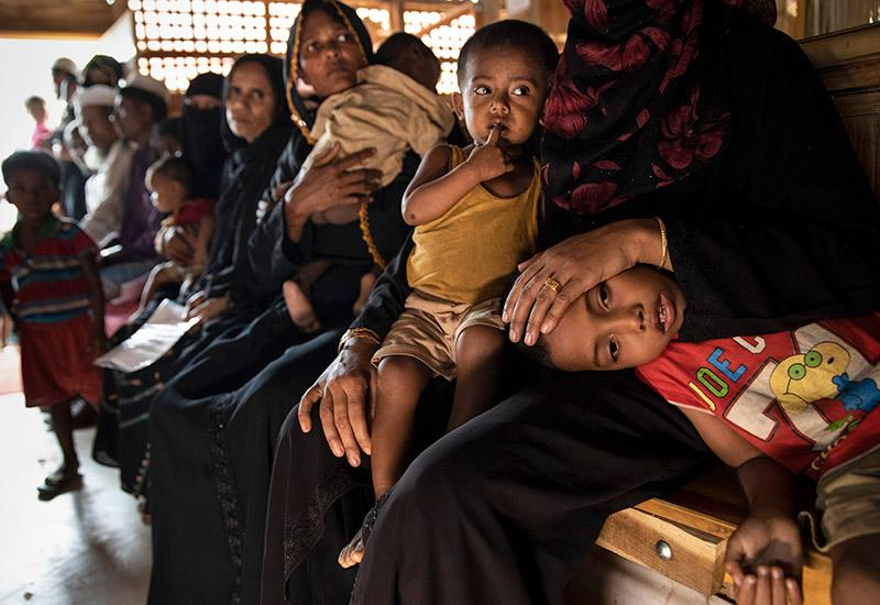 Rohingya Refugees (Paula Bronstein/Getty Images)