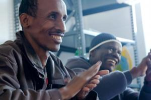 Signs of Hope for Buffalo's Deaf Refugees