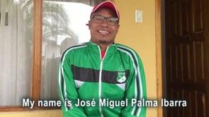 José Miguel: A refugee success story in Ecuador